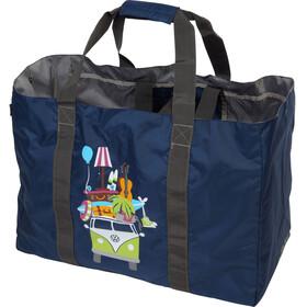Elkline Kofferraum Shoulder Bag Navy